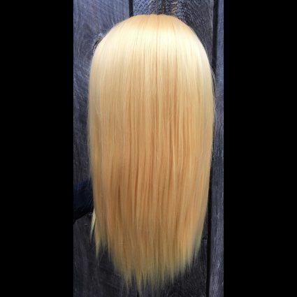 Yagi cosplay wig back view