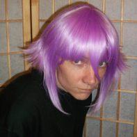 Crona cosplay wig