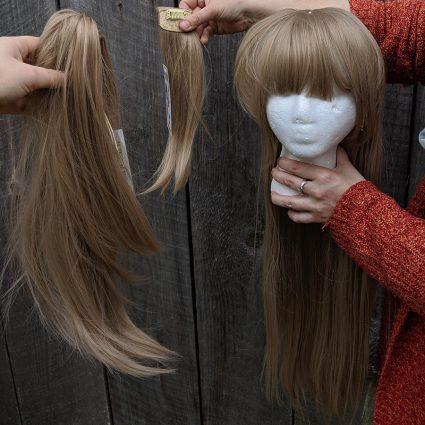 Katori cosplay wig