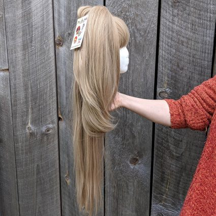 Katori cosplay wig right view