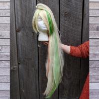 Saki cosplay wig