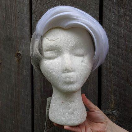 Scorpia cosplay wig