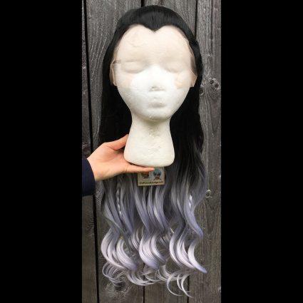 Yasha cosplay wig