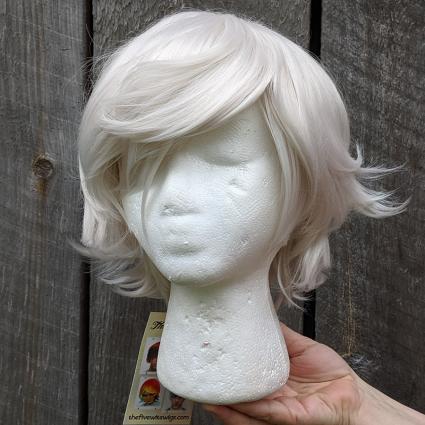 Asra cosplay wig