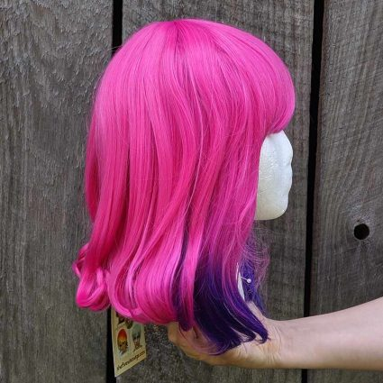 Harajuku Neith cosplay wig side view