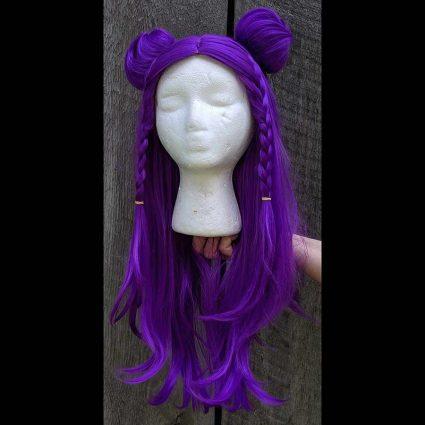 Kai'Sa Cosplay Wig