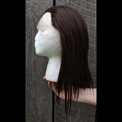 Kanan cosplay wig side view