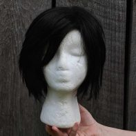Muriel cosplay wig