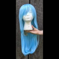 Rimuru cosplay wig