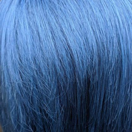 Souei cosplay wig color close-up