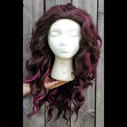 Liv cosplay wig