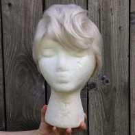 Percy cosplay wig