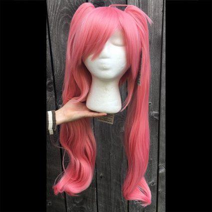 Milim cosplay wig