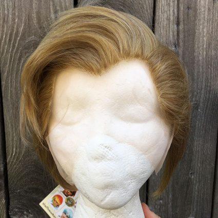 Steve cosplay wig