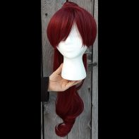 Yoshizawa cosplay wig