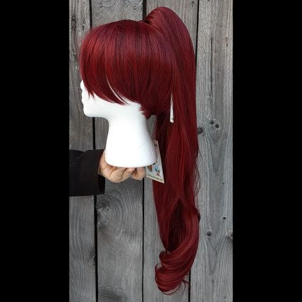 Yoshizawa cosplay wig side view