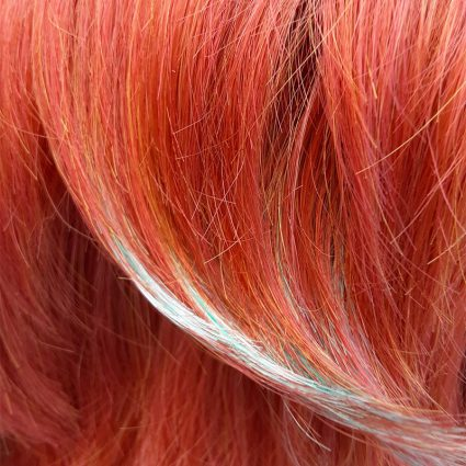 Doppo cosplay wig color view
