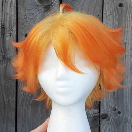 Emma cosplay wig