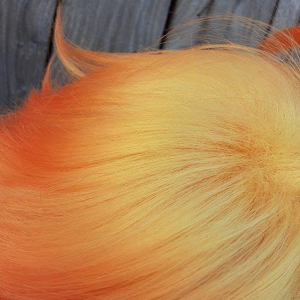 Emma cosplay wig color view