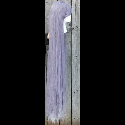 Jakurai cosplay wig side view 2
