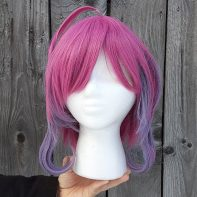 Ramuda cosplay wig
