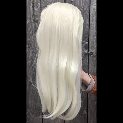 Double Trouble cosplay wig back view