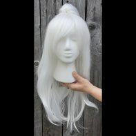 Estinien cosplay wig