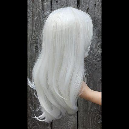 Estinien cosplay wig side view