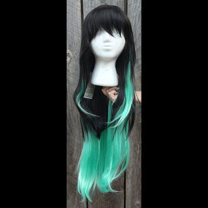 Muichiro cosplay wig