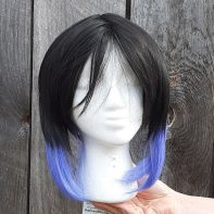 Shinobu cosplay wig
