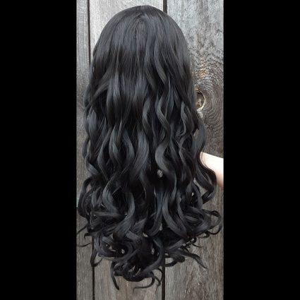Yenn cosplay wig back view