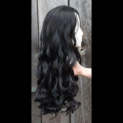 Yenn cosplay wig side view