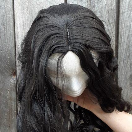 Yenn cosplay wig top view