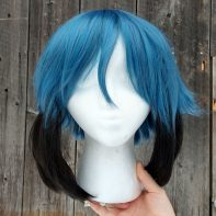 Michiru cosplay wig