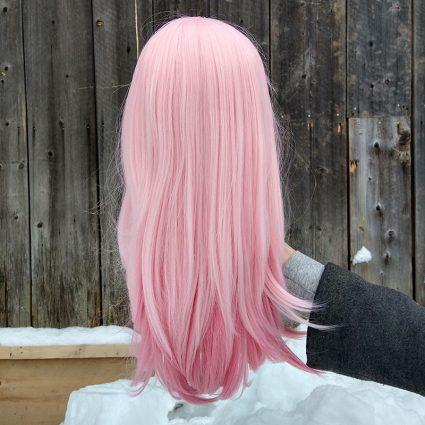 Nazuna cosplay wig back view