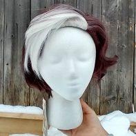 Emet-Selch cosplay wig