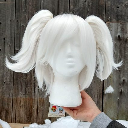 Snow White cosplay wig