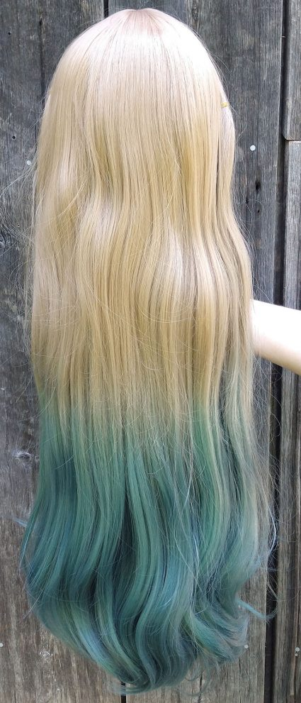 Nene cosplay wig back view