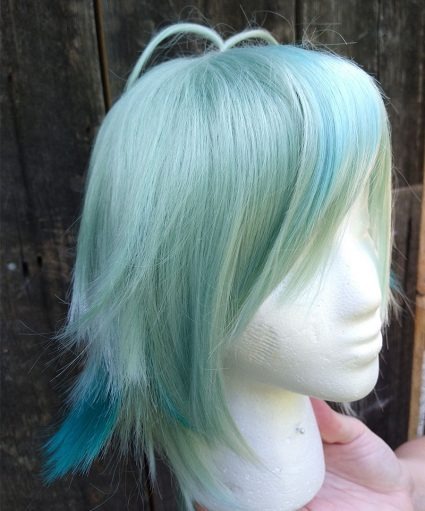 Sucrose cosplay wig spoink view